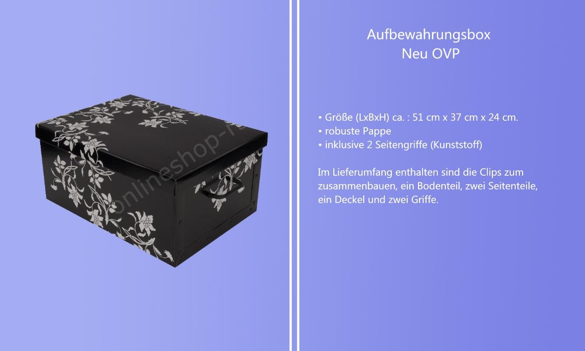 stabile kleiderbox kleideraufbewahrung ordnungsbox kleider. Black Bedroom Furniture Sets. Home Design Ideas